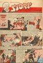 Strips - Sjors van de Rebellenclub (tijdschrift) - 1958 nummer  21