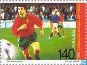 Postzegels - Portugal [PRT] - EK Voetbal