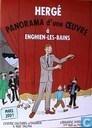 Plakate und Poster  - Comics - Hergé : Panorama d'une Oeuvre à Enchien-Les-Bains