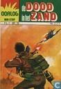 Strips - Oorlog - De dood in het zand