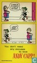 Strips - Linke Loetje - You're the boss, Andy Capp
