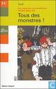 Comics - Adeles ungwöhnliche Abenteuer - Tous des monstres!