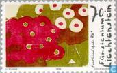 Postage Stamps - Liechtenstein - Gehr, Ferdinand 100 years
