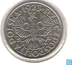 Coins - Poland - Poland 20 groszy 1923 (nickel)