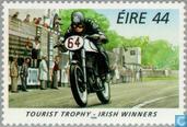 Ierse deelnemers T.T.