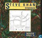 Disques vinyl et CD - Khan, Steve - Evidence