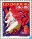 Postage Stamps - Luxembourg - Stories