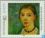 Postage Stamps - Germany, Federal Republic [DEU] - Europe – Famous women