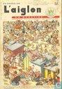 Bandes dessinées - Aiglon. L' (magazine) - Nummer  8