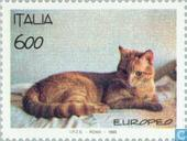 Timbres-poste - Italie [ITA] - Chats