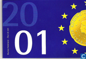 Münzen - Niederlande - Niederlande KMS 2001