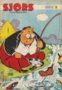 Strips - Sjors van de Rebellenclub (tijdschrift) - 1964 nummer  44