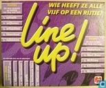Line Up - wie heeft ze alle vijf op een rijtje?