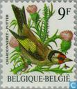 Timbres-poste - Belgique [BEL] - Oiseaux