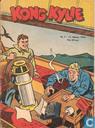 Comic Books - Kong Kylie (tijdschrift) (Deens) - 1955 nummer 7