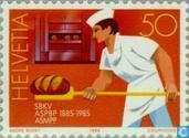 Association des boulangers 100 années