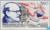 Postage Stamps - France [FRA] - Dassault, Marcel