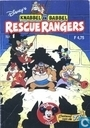 Comic Books - Chip and Dale - Knabbel en Babbel Rescue Rangers Nr. 1