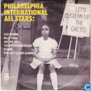 Platen en CD's - Philadelphia International All Stars - Let's clean up the ghetto