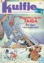 Strips - Gezellen van de Taiga, De - de ogen van anastasia