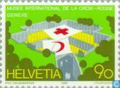 Postage Stamps - Switzerland [CHE] - International Red Cross museum