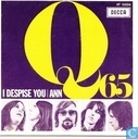 Disques vinyl et CD - Q65 - I Despise You