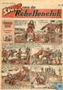 Comics - Sjors van de Rebellenclub (Illustrierte) - 1957 nummer  6