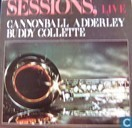 Vinyl records and CDs - Adderley, Julian 'Cannonball' - Sessions, Live