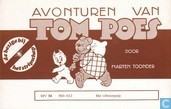 Comic Books - Bumble and Tom Puss - Het vibreerputje