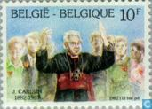 Postzegels - België [BEL] - Joseph Cardijn