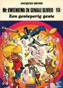 Strips - Mr. Kweeniewa en Geniale Olivier - Een genieperig genie