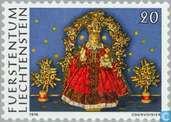 Postage Stamps - Liechtenstein - Wasfiguren
