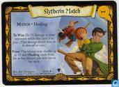 Cartes à collectionner - Harry Potter 2) Quidditch Cup - Slytherin Match