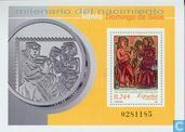 Postage Stamps - Spain [ESP] - Silos, Dominic v.