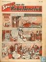 Strips - Sjors van de Rebellenclub (tijdschrift) - 1957 nummer  43