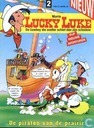 Strips - Lucky Luke - De piraten van de prairie