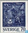 Postage Stamps - Sweden [SWE] - 70 blue