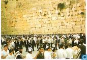 Ansichtkaarten - Jeruzalem (Israël) - Westelijke muur