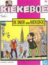 Comic Books - Jo and Co - De snor van Kiekeboe