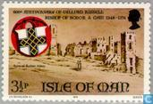Postage Stamps - Man - Historical events