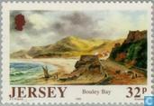 Timbres-poste - Jersey - Kilpac., Louisa 150 années