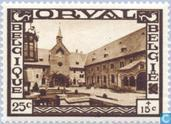 Briefmarken - Belgien [BEL] - Große Orval