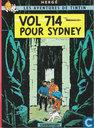 Bandes dessinées - Tintin - Vol 714 pour Sydney