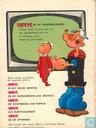 Bandes dessinées - Popeye - Popeye en de ondergronders
