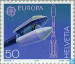 Postage Stamps - Switzerland [CHE] - Europe – Aerospace
