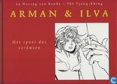 Bandes dessinées - Arman & Ilva - Het spoor dat verdween