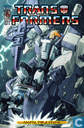 Bandes dessinées - Transformers - Infiltration 3