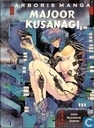 Comic Books - Ghost in the Shell, The - Majoor Kusanagi
