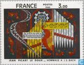 Timbres-poste - France [FRA] - Tapisserie Jean Picart Le Doux