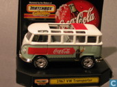 Model cars - Mattel / Matchbox - Volkswagen T1 'Coca-Cola'